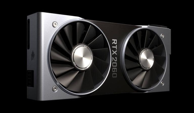 مراجعة وعرض مميزات كارت الشاشة GeForce RTX 2060 من Nvidia