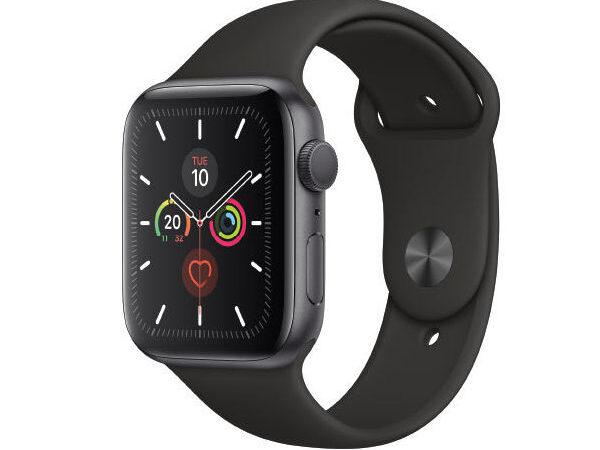 مراجعة وعرض مميزات الساعة الذكية 5 Watch من Apple