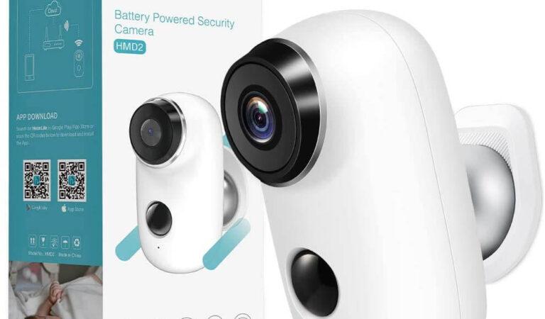 عرض مميزات وعيوب كاميرا المراقبة HeimVision HMD2
