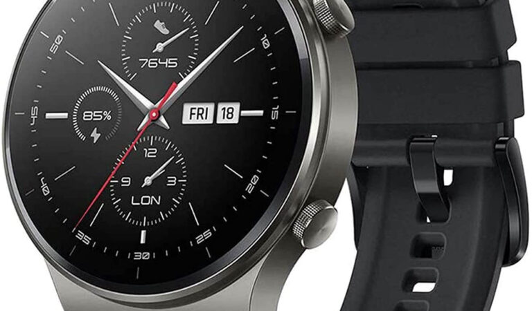 عرض مميزات الساعة الذكية Huawei GT 2 Pro من Huawei