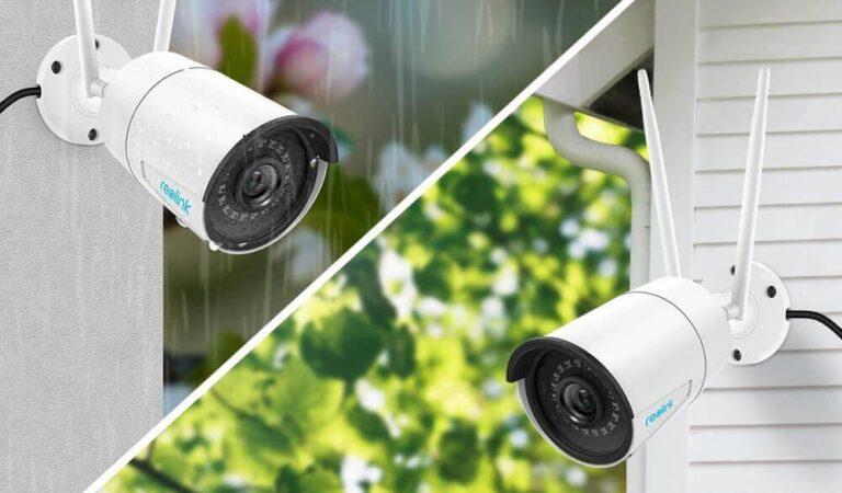 مراجعة وعرض مميزات كاميرا المراقبة Reolink Wireless