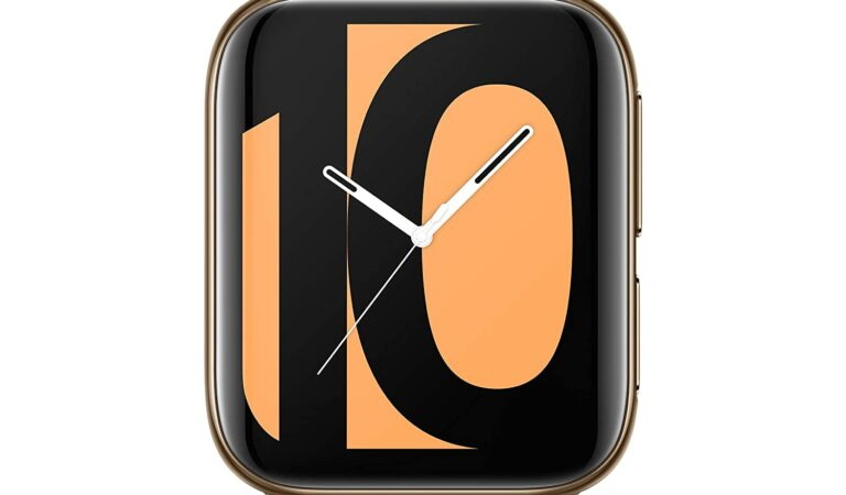 مراجعة وعرض مميزات الساعة الذكية Oppo Smartwatch 46mm