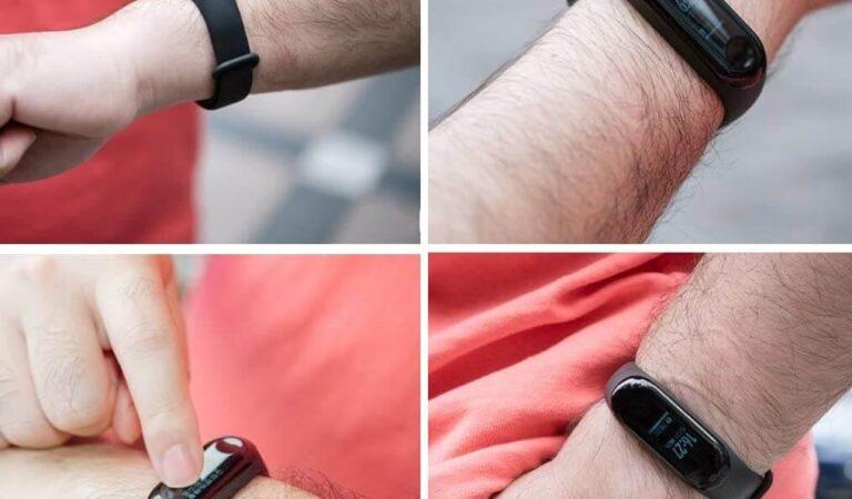 مراجعة وعرض مميزات الساعة الذكية Xiaomi Mi Fitness Band 3 من Xiaomi