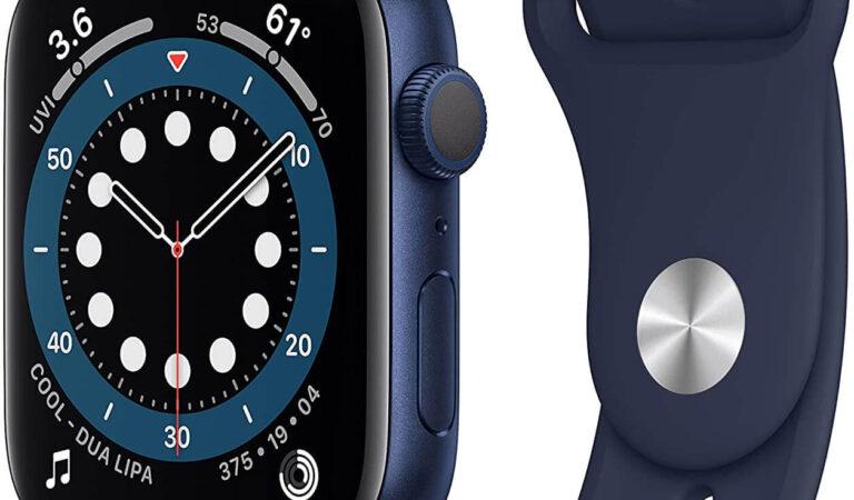 مراجعة وعرض مميزات الساعة الذكية Watch Series 6 من Apple