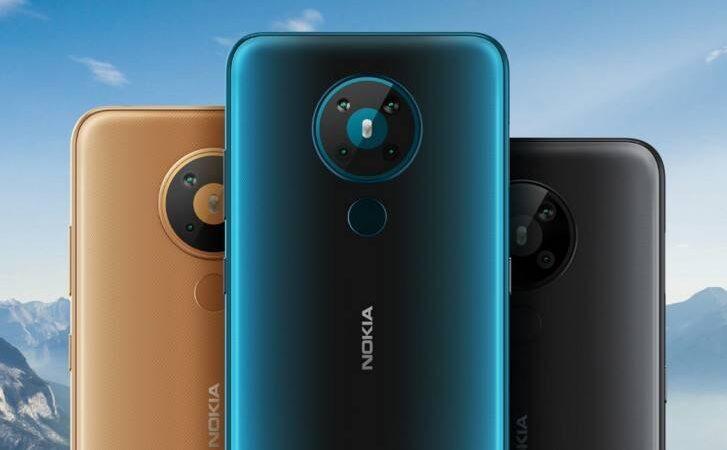عرض مميزات وعيوب هاتف Nokia 5.3 من Nokia