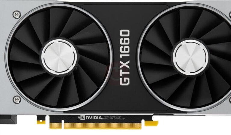 استعراض كل ما يخص كارت الشاشة GeForce GTX 1660 من NVIDIA