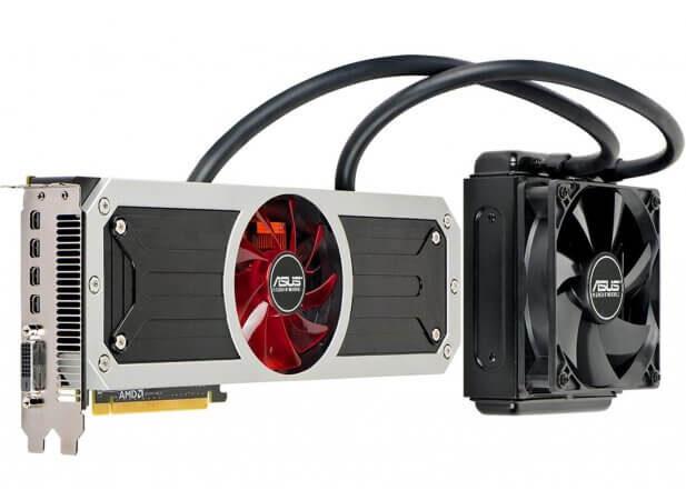 تعرف علي مميزات وسعر كارت الشاشة Radeon R9 295X2 من AMD